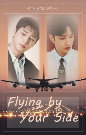 Flying by your Side - YoungChanK by DKade-Storm