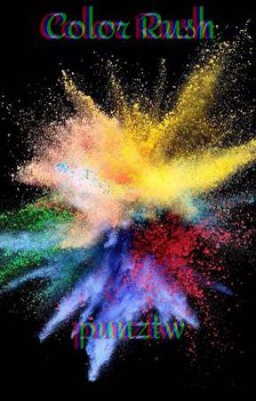 Color Rush || beomkai by punztw