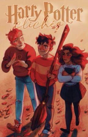 Harry Potter clichés  by EmilieVer