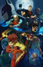 Bizarre Justice (Young Justice x Bizzaro male reader ) by dartvenganse
