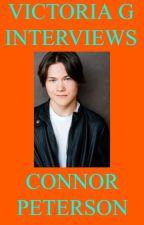 Victoria G Interviews Connor Peterson by HelloVictoriaG