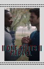 || one shots || marvel || the falcon and the winter soldier by veerleo