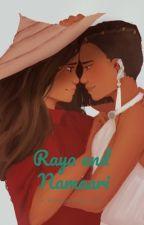 Raya and Namaari a blossoming love.  by youraveragegay2222