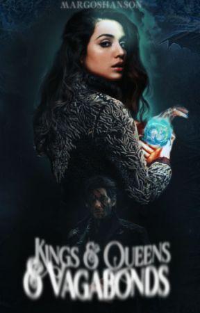 Kings & Queens & Vagabonds | The Darkling by margoshanson