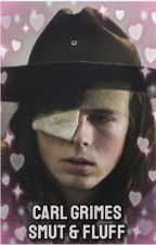 Carl Grimes Smut and Fluff by Bakugos_Fake_Lashes