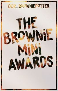The Brownie Mini Awards cover