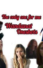 The only one for me Wandanat oneshots  by agent_natasha200