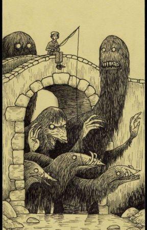 Mitolojik Yaratıklar by nullj0e