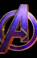 Avengers React by SkylaArt2016