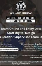 Info Kerja Dari Rumah - Pendaftaran Gratis! by gaylenwise