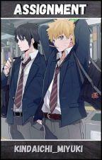 Assignment || NaruHina Fanfictions || Completed  by Kindaichi_Miyuki