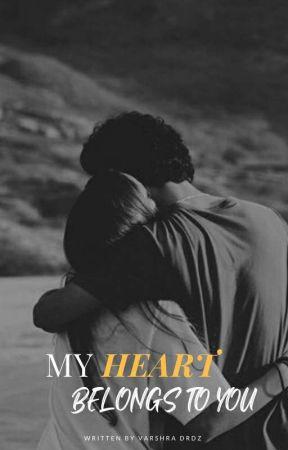 My heart belongs to you  by varshra_drdz
