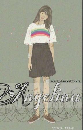 ANGELINA by bellaanaAzahra
