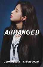 Arranged | Heejin X Hyunjin by k_sojung