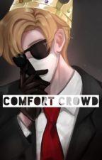 comfort crowd|| ranboo by dobbythehouseelfman
