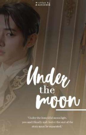UNDER THE MOON, Sunghoon by MAUVEHOON