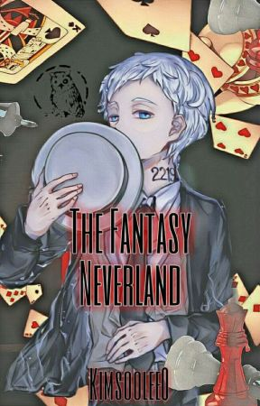 The Fantasy Neverland   Norman by KimSooLee0