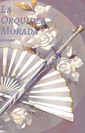 La Orquiea Morada by Copito1618