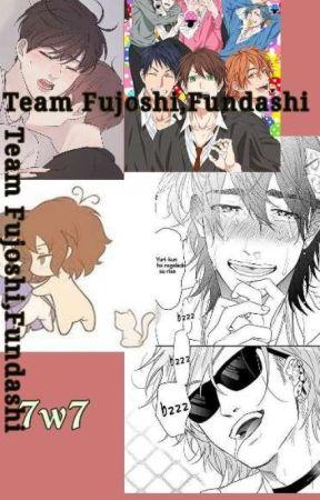 [Team Fujoshi,Fundashi] by _-KAWAII-DEKU-_
