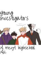 Young investigators(A mcyt highschool AU) by quackoyesyes