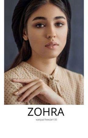 ZOHRA by feeezah135