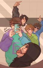 My Feral Boys by Allie_yesh