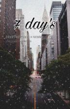 7 day's (sequel to weakness Noah schnapp x reader) by NoahSchnappersxx