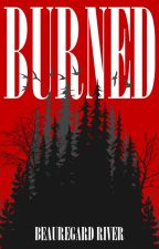 Burned (Book II in the Marked Trilogy) by beauriiver