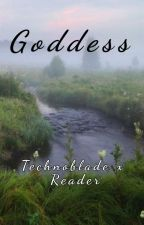Goddess - Technoblade x Reader by UltiAlice