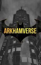 Scorpion x Arkhamverse (Harem) by ThatEhhGuy