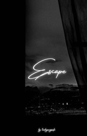 Escape  by taehyungsufo