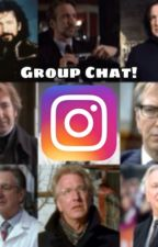 Alan Rickman Group Chat by MissusSnape