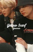 Yellow scarf by bumbl3b33x