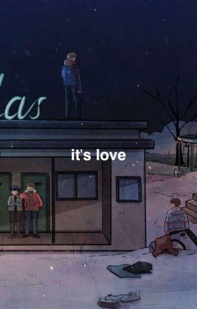 It's love.   jikook by causivity