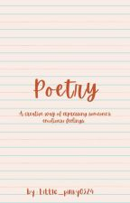Poetry by Little_Pinky0324