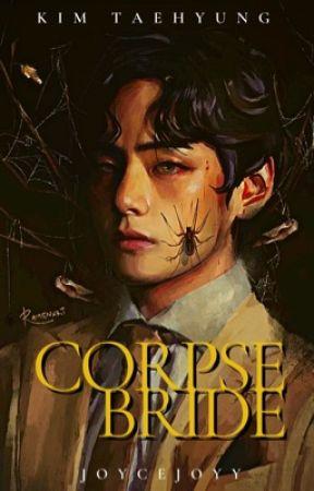 [OG] Corpse Bride + Kim Taehyung by JoyceJoyy