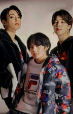 BTS Maknae Line Smuts by FIREQUEEN369