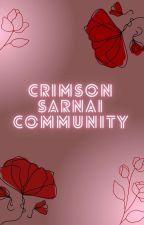 𝐂𝐫𝐢𝐦𝐬𝐨𝐧 𝐒𝐚𝐫𝐧𝐚𝐢 𝐂𝐨𝐦𝐦𝐮𝐧𝐢𝐭𝐲   𝐇𝐢𝐫𝐢𝐧𝐠 🌹 by CrimsonSarnai