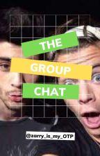 The Group chat-Zarry/Nouis(little bit of Lilo) by zarry_is_my_OTP