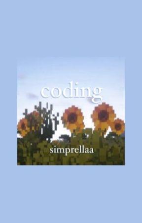 coding // georgenotfound by simprellaa