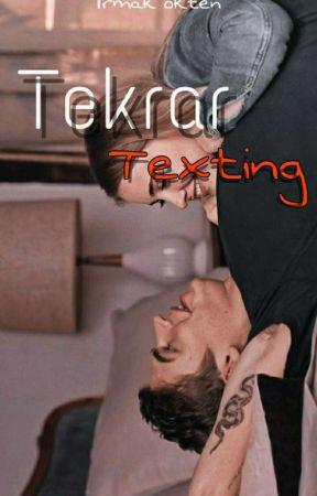 Текгаг || Texting  by lalyazar_00