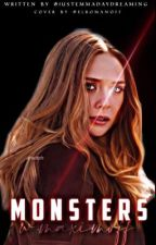 Monsters | wanda maximoff x female reader by justemmadaydreaming