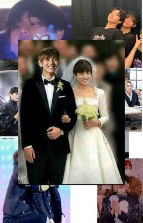 VKOOK Boda, si q si UWU by k_darkangel