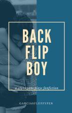 Back Flip Boy   [ Ethan Nestor ] by garciasfluffypen