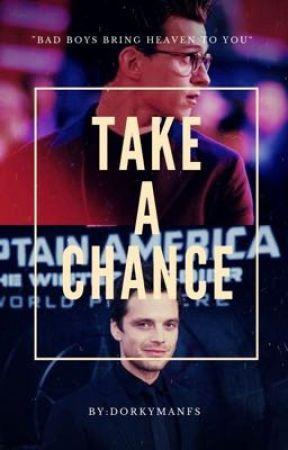 Take A Chance-{Tom Holland X Sebastian Stan} by dorkymanfs