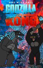 Godzilla Vs Kong (AU Version) by tyler2706