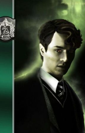 Time Traveler    Tom Riddle x Sienna Malfoy by TomRiddlesDiary__