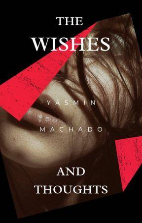 Os desejos e pensamentos by Mimmy112
