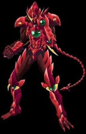 the red dragon emperor hero:great red by Libertyliberator