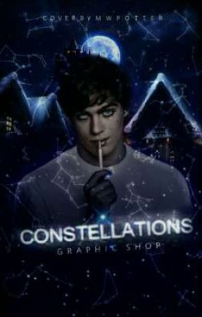 CONSTELLATIONS | graphic shop by mwpotter